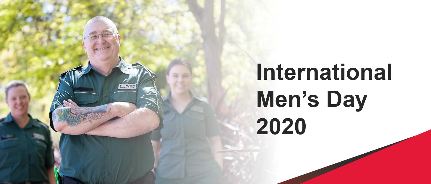 International Men's Day 2020